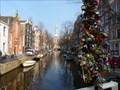 Image for Bridge over Groenburgwal canal - Amsterdam, Netherlands