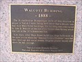 """Image for Walcott Building, former """"Ancient Order of Redmen"""" Hall Location - Natick, MA"""