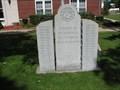 Image for Southbridge Police Memorial - Southbridge, Massachusetts
