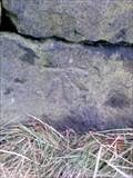 Image for Cut Mark- Wall On Track To Rivington Pike, Rivington.