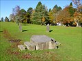 Image for Gorsedd Altar - Aberdare Park - Wales.