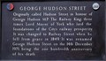 Image for George Hudson Street - York, UK