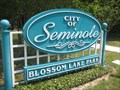 Image for Blossom Lake Park - Seminole, FL