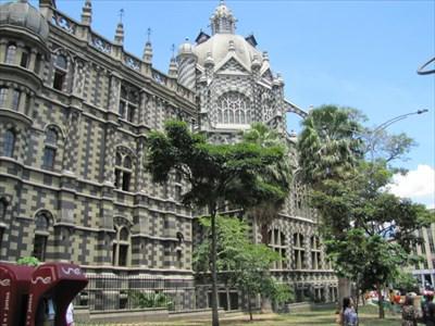 Palacio de le Cultura, Side, Medellin, Colombia
