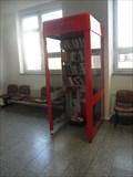 Image for KnihoBudka (BookBooth) - IKEM, Praha 4, CZ