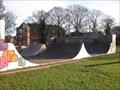 Image for Skatepark - Jubilee Park, Rushden, Northamptonshire, UK