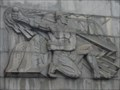 Image for Geo. Westinghouse Bridge Relief, East Pgh, PA