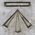 Image for Cut Bench Mark - St Luke's Church, Whyteleafe, Surrey, UK