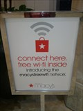 Image for Macy's Wifi - Valley Fair Mall - Santa Clara, CA