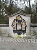 Image for Victorian Drinking Fountain - Cardiff, Wales, UK