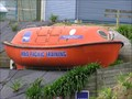Image for Lifeboat. New Plymouth. New Zealand.