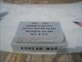 Image for Ft. Meade Korean War Memorial