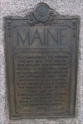 Image for State of Maine Memorial - Valley Forge National Historical Park - King of Prussia, Pennsylvania