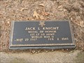 Image for Jack Llewellyn Knight - Cool, Texas
