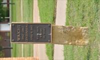 Image for Wright, Kansas Centennial