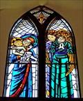 Image for Caroline Ross Windows St. James Church - Deer Lodge, MT