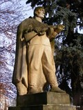 Image for Red Army Soldier Monument, Chocen, Ceská republika