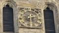 Image for Clock of Essener Münster (Essen Minster), Essen, Germany
