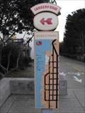 Image for Cannery Row Recreational Trail map - Monterey, California