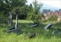 Image for židovský cintorin / jewish cementery, Turany, Slovakia