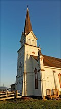 Image for St. Eugene's  Church Bell Tower - Cranbrook, BC