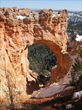 Image for Natural Bridge Lookout - Bryce Canyon National Park, UT