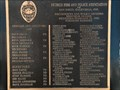 Image for Firefighters and Police Officers Memorial, San Diego, CA