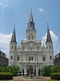 Image for St. Louis Cathedral - New Orleans, LA