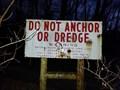 Image for Do Not Anchor Or Dredge - Washington, MO