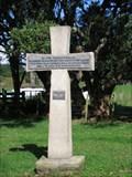 Image for Puketapu Feud Memorial Cross, Bell Block, New Plymouth