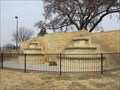 Image for Ben F. McLean Fountain -- Delano Park, Wichita KS