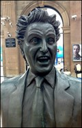 Image for Ken Dodd (and Bessie Braddock) Liverpool Lime Street Station, Liverpool, UK
