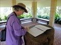Image for Bok Tower Gardens North Rain Shelter Guest Book - Lake Wales, FL