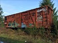 Image for CPR Boxcar 403979 - Ladysmith, British Columbia, Canada