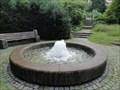 Image for Round Fountain - Volkspark Reutlingen, Germany, BW