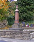 Image for Worsborough Dale, Barnsley, Combined War Memorial