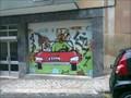 Image for Car inside Garage, Lisboa, Portugal