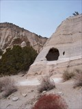 Image for Indian Shelter Cave - Tent Rocks National Monument - New Mexico