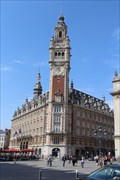 Image for Carillon en edifice de Chambre de Commerce - Lille, Nord-Pas-de-Calais, France