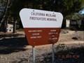 Image for California Wildland Firefighters Memorial at El Cariso