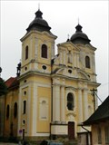 Image for Dean St. George Church  - Kostelec nad Orlici, Czech Republic