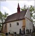 Image for Hrbitovní kostel Nejsvetejší Trojice / Cemetery Church of the Most Holy Trinity (Kourim, Central Bohemia)