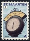 Image for Free Standing Clock - Philipsburg, Sint Maarten