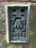 Image for Flush Bracket S9518, Ashbourne Church, Derbyshire