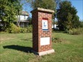 Image for Lincoln Highway pillar - Oceola, Ohio