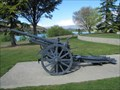 Image for World War I Howitzer - Cromwell, New Zealand