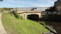 Image for Camms Mill Bridge Over The Calder And Hebble Navigation – Brighouse, UK