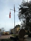 Image for Southbank Riverwalk Nautical Flagpole - Jacksonville, FL