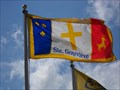 Image for Municipal Flag - Ste. Genevieve, Mo.