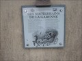 Image for Les souterrains de la Garenne. Vallans. France